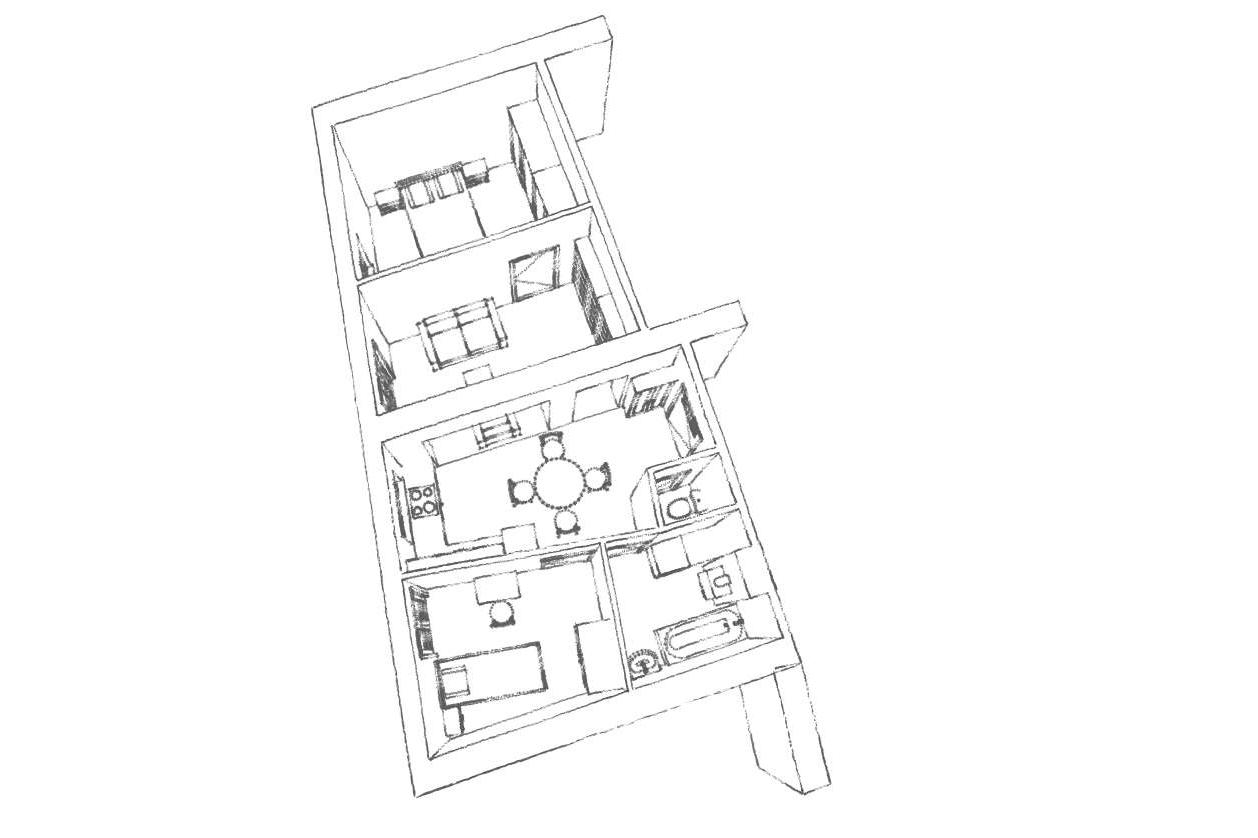 Városi lakás átalakítás
