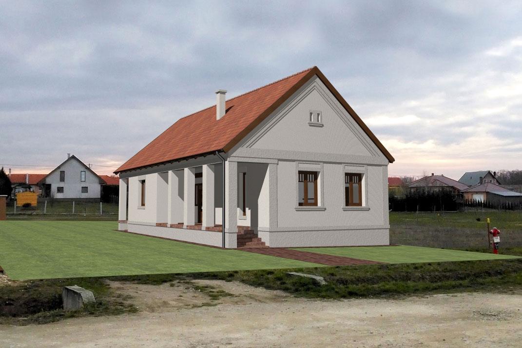 Fertőszéplak családi ház