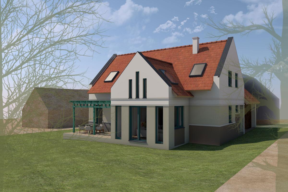 Fertőrákos - családi ház